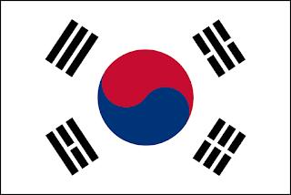 Le Chameau Bleu - Drapeau Coréen - Trip