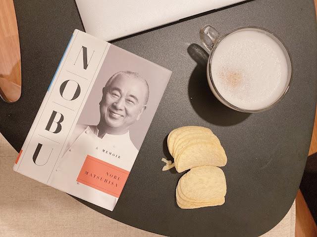 nobu memoir bookxcess
