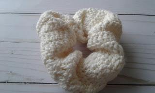 crochet hair band