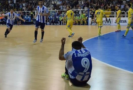 Tanto Pescara como Luparense cumplieron el primer objetivo planteado 5daf8fa195be5