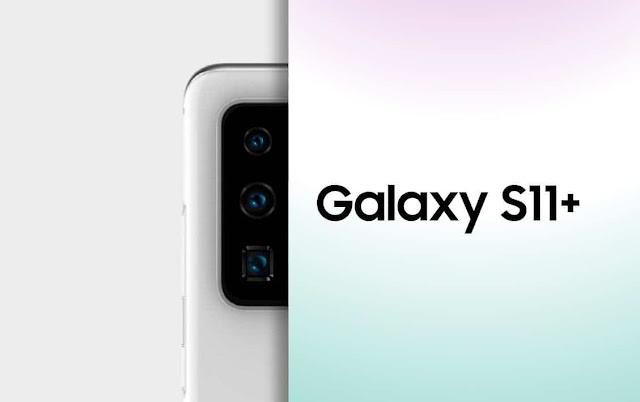 GALAXY S11 +