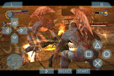 Game Ghost Rider PPSSPP Iso Android