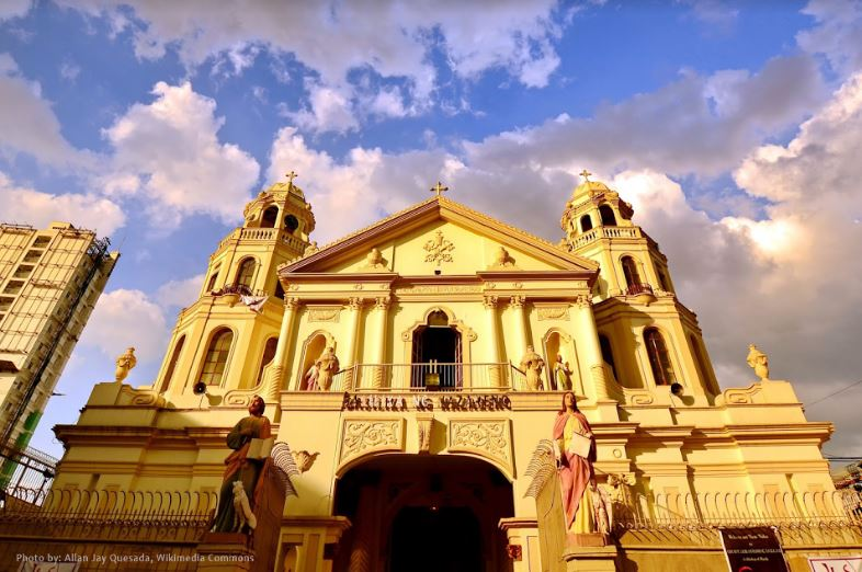 Quiapo Church Manila top holiday destination Philippines