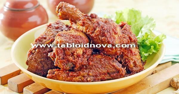 Resep Ayam Kremes Nova