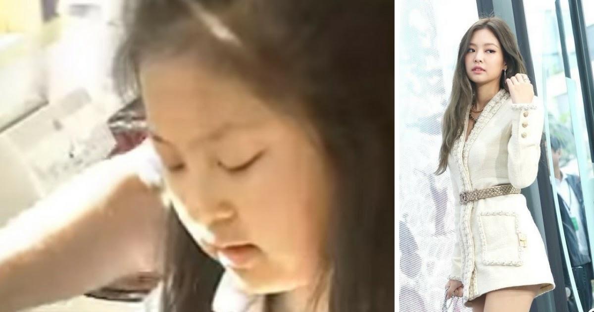 Blackpink Jennie S 10 Year Old Documentary Daily K Pop News