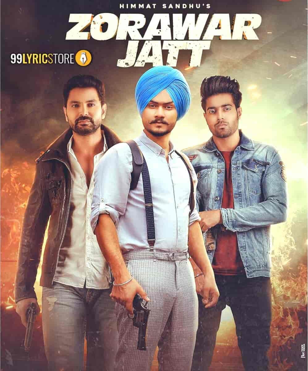 Zorawar Jatt Punjabi From movie Sikander 2 sung by Himmat Sandhu