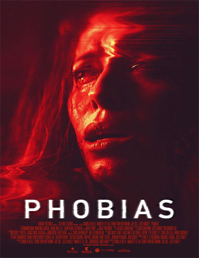 pelicula Fobias