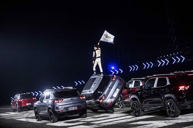 Novo Trailblazer 2020 chega à China com preço de R$ 82 mil