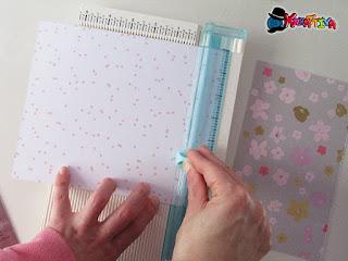 tagliare a misura cartoncino per scatola fai da te