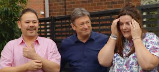 Alan Titchmarsh Darren and Lesley Chan
