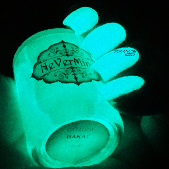 xoxoJen's swatch of Nevermind Baka!