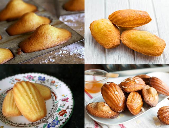 أحلى وأسهل طريقة لعمل المادلين الفرنسي في المنزل بسهولة!