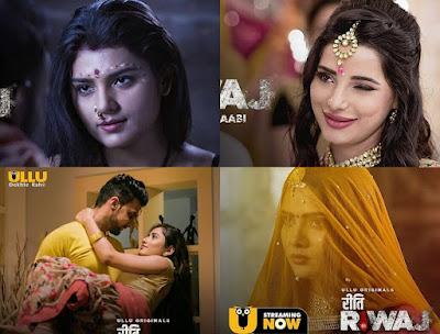 All Riti Riwaj Ullu Web Series Cast and Review