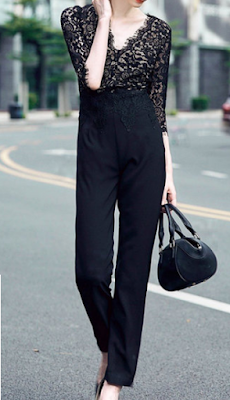 https://www.stylewe.com/product/black-paneled-lace-half-sleeve-jumpsuit-6312.html