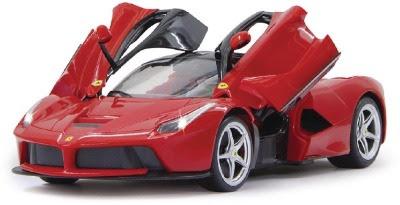 Beste afstandbestuurbare auto Ferrari