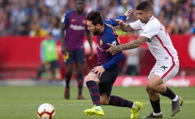مشاهدة مباراة برشلونة واشبيلية بث مباشر 06-10-2019 في الدوري الاسباني