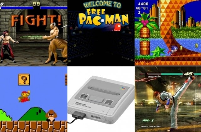 Hidupkan kembali tahun 90-an dengan Video Game 90-an terpopuler ini.