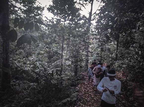 Pendakian Gunung Pulosari, Banten