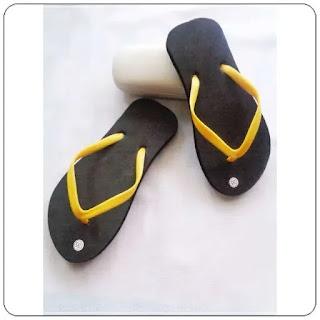 Sandal Amx Polos Simplek TG