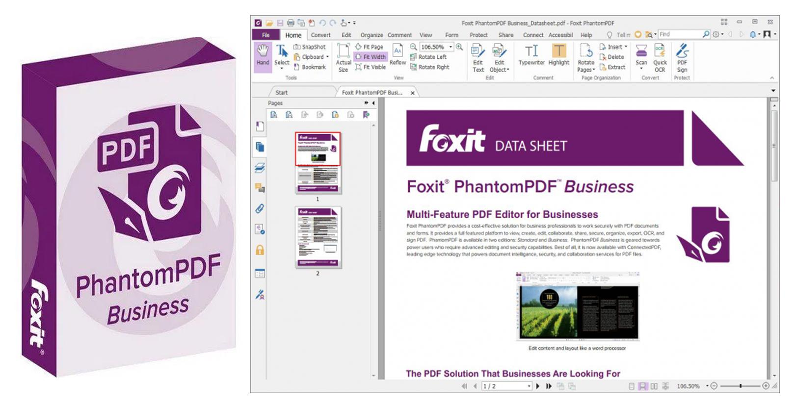 Cara Install Foxit Phantom PDF Full Version Gratis