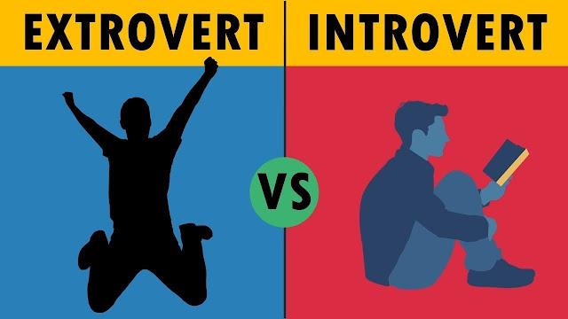 Mengenal dirimu lebih dalam, apakah kamu seorang introvert atau ekstrovert