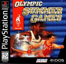 Olympic Summer Games - PS1 - ISOs Download