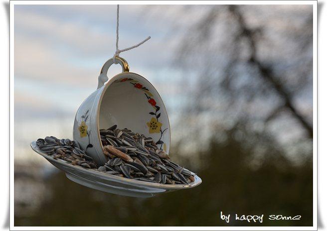 Vogelfutterstation selber machen wohn design for Hotel decor pikolin