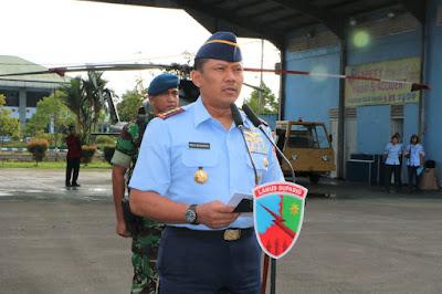 Sumber Kepala Penerangan Pangkalan TNI AU Supadio -Moh. Agus Salim