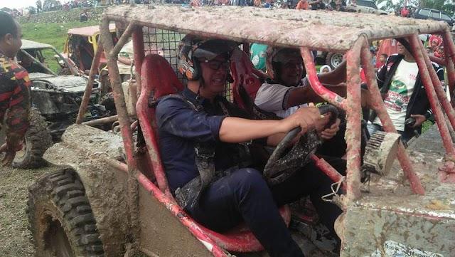 Riza Falepi Jajal Off Road Wirabraja