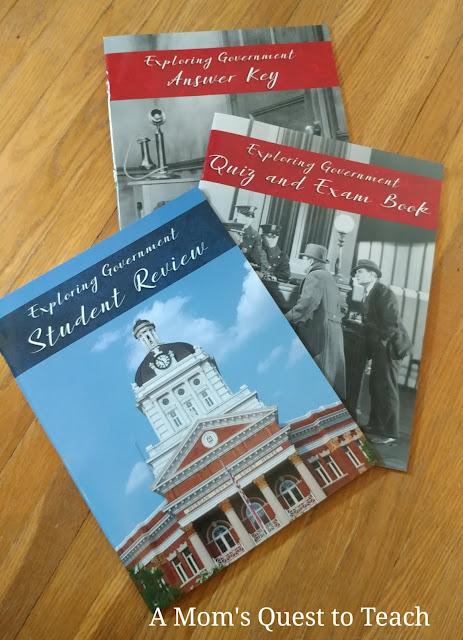 Exploring Government books