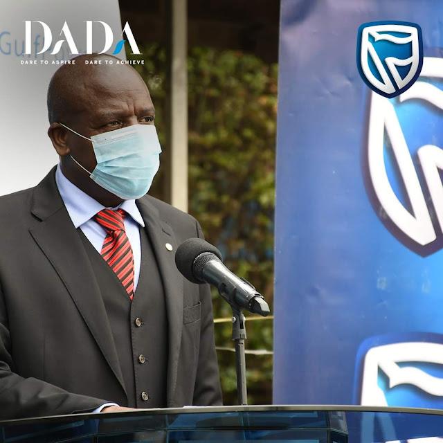 Stanbic Bank CEO,  Charles Mudiwa