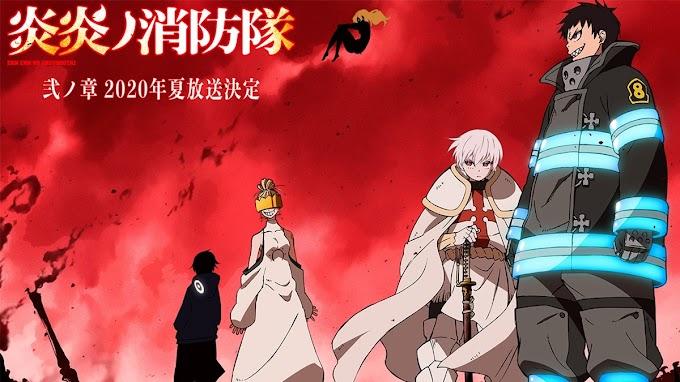 ¿Por qué será un éxito el anime de Fire Force en España?