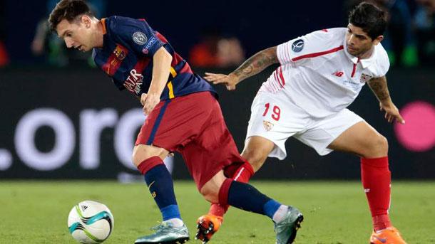 El FC Barcelona quiere vengarse contra el Sevilla