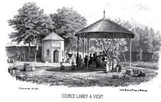 Patrimoine de l'Allier: source Lardy Vichy
