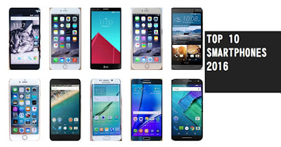 Here we check out every phone under the sun, putting the ones that matter through our rigorously vigorous testing process to creating our in depth top 10 smartphones in 2016. There are too many to choose from, but we whittled them down to top ten, taking into account the design, power, specs and , most importantly, value for money and as a result here we list the top 10 smartphones in 2016.