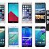 Top 10 smartphones in 2016