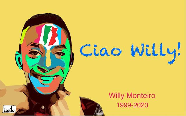 Willy e la struggente poesia che commuove il web