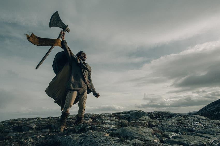 Рецензия на фильм «Легенда о Зелёном Рыцаре» - попытку снять умное фэнтези