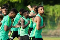 Another S'Eagles Player Dropped From Benin/Lesotho AFCON Qualifiers