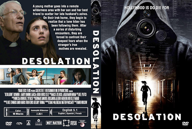 Desolation DVD Cover