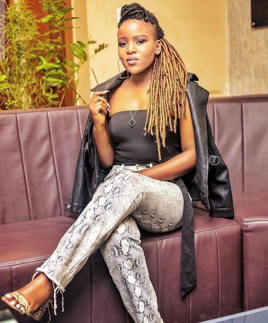 Citizen TV Maria drama show actress Wanjiku Stephens photo