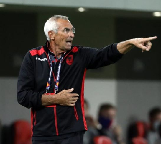 Edy Reja's aiming to take Albania to the FIFA World Cup™ for the first time