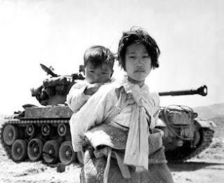 70 anos: guerra da Coreia, barbárie imperialista