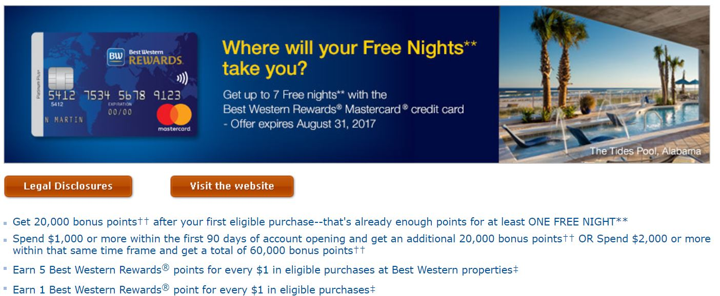 Credit card offers for June: MBNA and PC - Miles Collection