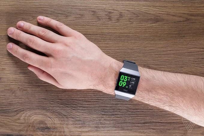 Fitbit Ionic बहोत ही बढ़िया स्मार्ट वाच