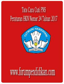 Peraturan BKN Nomor 24 Tahun 2017
