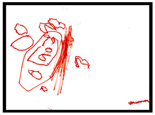 O Desenho Infantil Por Gisele Federizzi Barcellos Kids Indoors