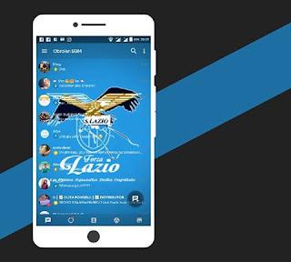 BBM MOD Aquila Messenger v3.2.5.12 Apk