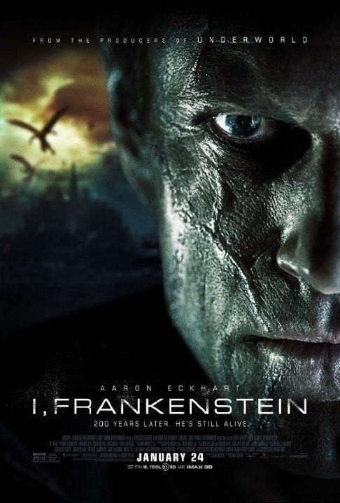 Nonton Film I, Frankenstein (2014)