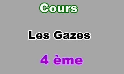 Cours Sur Les Gazes 4eme en PDF